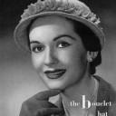 The Bouclet Hat