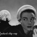 The Tucked Clip Cap