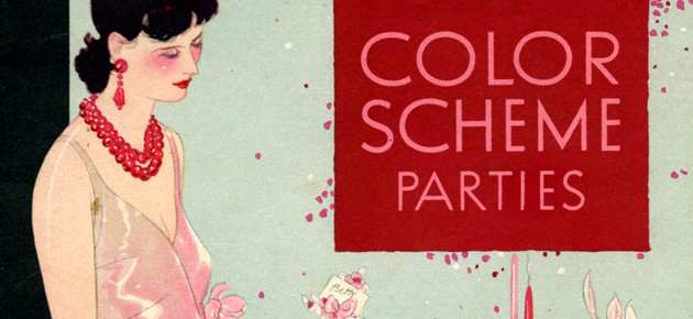 Color Scheme Parties: Introduction