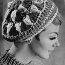 Crocheted Beret